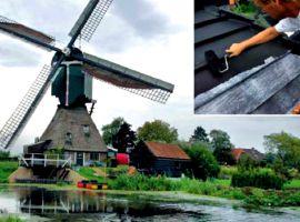 Nature para moinhos de vento