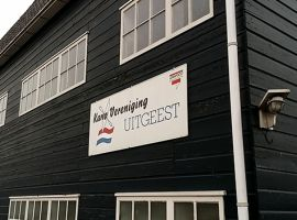 A casa preta na Holanda