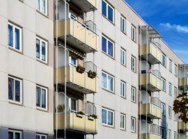 Blocos de apartamentos em Perleberg